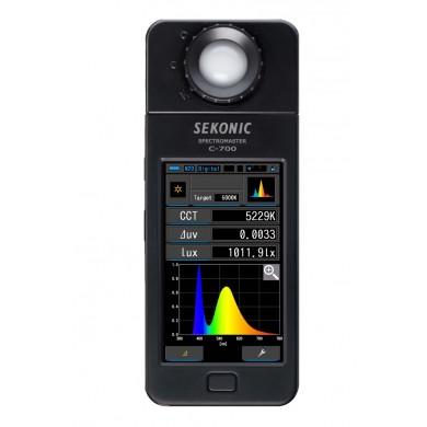 Thermocolorimètre / spectromètre SPECTROMASTER C700 SANS EMETTEUR RADIO