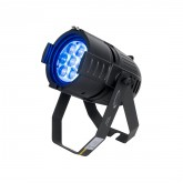Q7 ZOOM 7 X 10W - RGBW - Zoom motorisé 10° - 60° ELATION