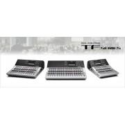 TF1 Yamaha - Console numérique - 17 faders motorisés/ 40 canaux d'entrées mixables/ 20 bus AUX