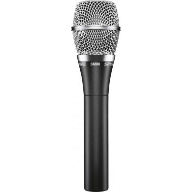 Microphone SM86 - Voix - Statique cardioïde