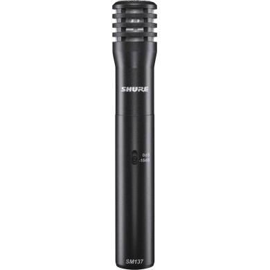 Microphone SM137 - Instruments - Statique cardioïde