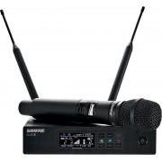 Ensemble microphone HF Numérique - QLXD24-87 Récepteur simple - Emetteur Main SM87