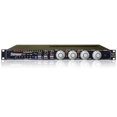 Compresseur Mono analogique controlé numériquement Distressor
