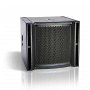 Enceinte de basses compacte forte puissance TB115S