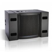 Enceinte d'infra basses compacte forte puissance TB118S